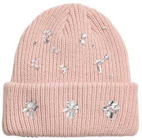 H&M Hat with Rhinestones