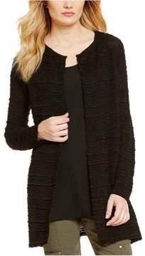 Calvin Klein Mens Flat Front Dress Slacks Black 40x34