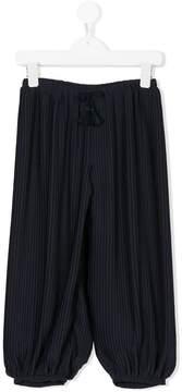 Chloé Kids wide-leg trousers