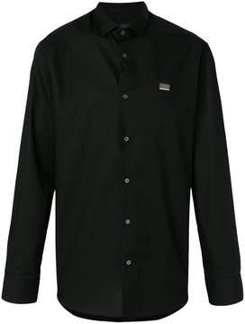 Philipp Plein Skull Strass T-shirt