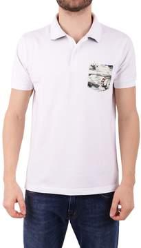 Sun 68 Blend Cotton Polo Shirt