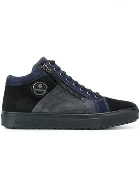 Baldinini lace-up hi-top sneakers