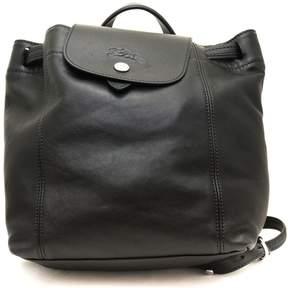 Longchamp Classic Backpack - 001BLACK - STYLE