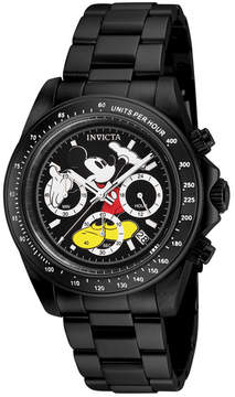 Invicta Men's Disney Limited Edition Mickey Mouse Bracelet Watch