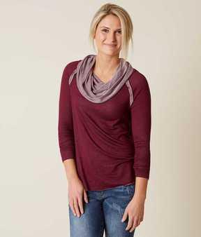 Daytrip Cowl Neck Sweatshirt