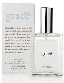 Philosophy Pure Grace 2 Oz. Spray Fragrance
