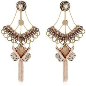 Deepa Gurnani Fayette Earrings