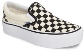 Vans Women's Platform Slip-On Sneaker