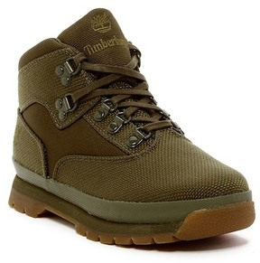 Timberland Euro Hiker Fabric Boot (Little Kid)