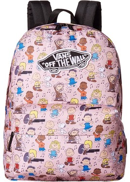 Vans Peanuts Dance Party Realm Backpack Backpack Bags