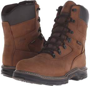Wolverine Marauder Multishoxtm Waterproof 8 Lace Up Men's Work Boots