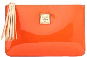 Dooney & Bourke Patent Carrington Pouch - CLEMENTINE - STYLE