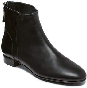 Delman Myth Ankle Flat Boots.