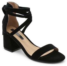 Kensie Terezia Suede Sandals