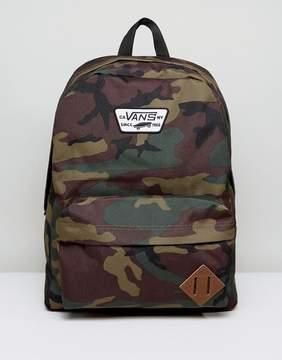 Vans Old Skool II Camo Backpack V00ONI97I