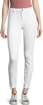 Armani Exchange Step Hem Jeans