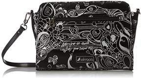 Sakroots Tracy Small Charging Crossbody