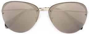 Miu Miu aviator sunglasses