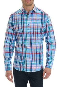Robert Graham Casual Button Down Shirt