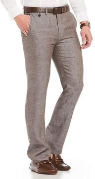 Murano Solid Linen Pants