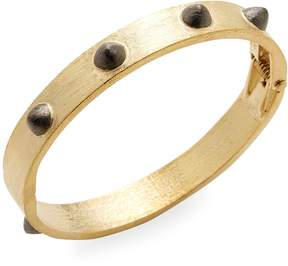 Rivka Friedman Women's 18K Gold Spike Bangle Bracelet