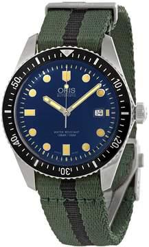 Oris Divers Sixty-five Automatic Blue Dial Men's Watch 01 733 7720 4055-07 5 21