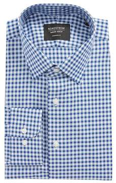 Nordstrom Check Traditional Fit Dress Shirt