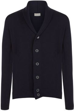 John Smedley Patterson Wool and Cashmere Cardigan