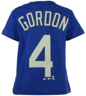 Majestic Toddlers' Alex Gordon Kansas City Royals Player T-Shirt