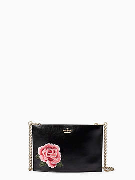 Kate Spade Huntington court mini sima - BLACK ROSE - STYLE