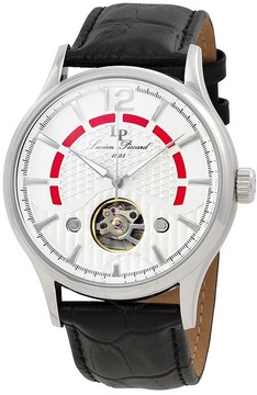 Lucien Piccard Transway Open Heart Automatic Men's Watch