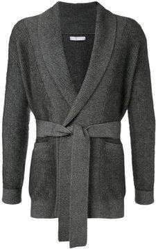 ESTNATION double breasted cardigan