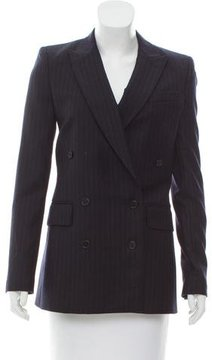 BLK DNM Wool Pinstripe Blazer