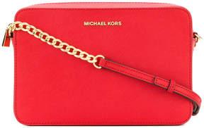 MICHAEL Michael Kors Jet Set Travel large crossbody bag - RED - STYLE