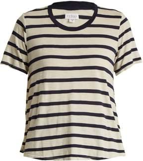Velvet by Graham & Spencer Tiana striped jersey top