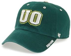 '47 Women's Ducks Ice Clean Up Baseball Cap - Green