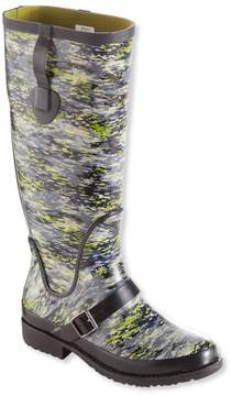 L.L. Bean Women's L.L.Bean Wellies Rain Boots, Tall