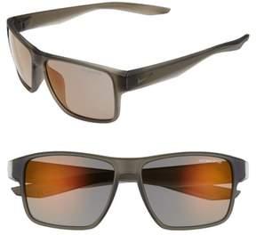 Men's Nike Essential Venture R 59Mm Sunglasses - Matte Cargo Khaki