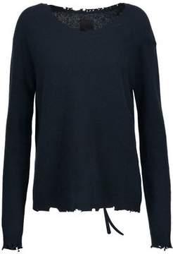RtA Charlotte Distressed Cashmere Sweater