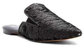 Marc Fisher Shiloh Sequined Flat Mule