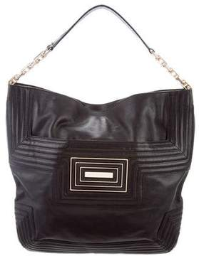 Anya Hindmarch Leather Quilted Hobo