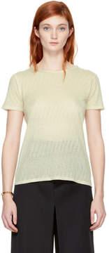 A.P.C. Off-White Bail T-Shirt