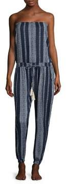 Cool Change coolchange Brooke Island Stripe Jumpsuit