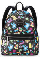 Disney Monsters, Inc. Mini Backpack by Loungefly