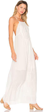 C&C California Odysseia Strappy Maxi Dress
