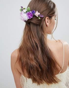 Asos DESIGN Occasion Spring Bloom Hair Clip