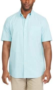 Chaps Big & Tall Classic-Fit Poplin Button-Down Shirt