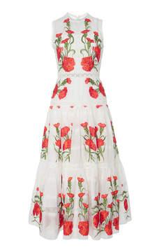 Alexis Leomie Midi Dress