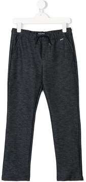 Woolrich Kids drawstring trousers