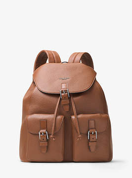 Michael Kors Bryant Leather Backpack